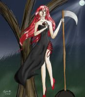 angel of death by fairybloom28