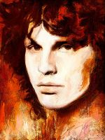 JIM MORRISON 2 by JALpix