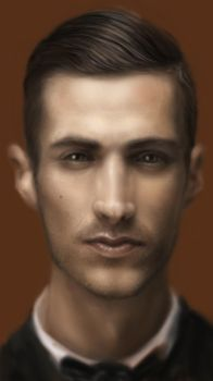 Handsome Male by NecroV