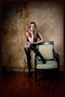 The Secrecy of Old Armchair. by mic-ardant
