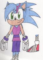 Sarabi in Sonic Boom by Piplup88908
