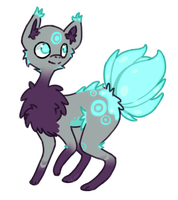 furthing | unnamed by TrollixMakie