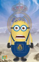 Minion by Amjady