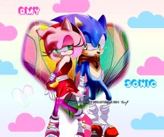 Sonic and Amy Boom Style by sonamy94fan