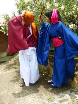 NO KENSHIN! by Nyanve