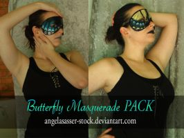 Butterfly Masquerade PACK by themuseslibrary
