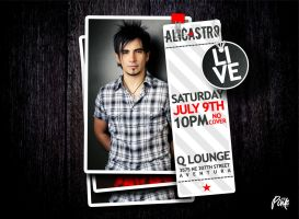 Flyer Alicastro July 9 by MyPink