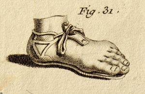Chaussures Antiques fig 31 by Lamollesse