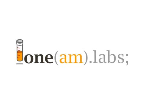 one.am.labs logo by B00MER