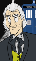 The First Doctor by TateShaw
