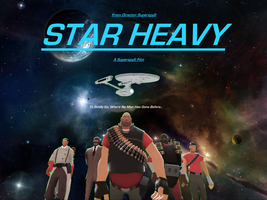 Star Heavy Movie Poster by superspy6