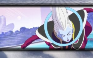 Whis Wallpaper by PikachuStar93