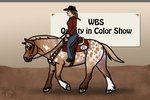 WSB Quality in Color Show staring Merrylegs by EverlastingStables