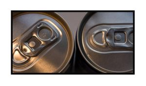 Red Bull cans by yellownoise