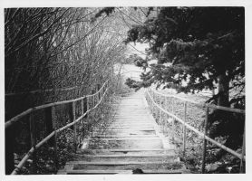 Stairs by eldon14