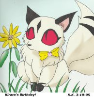 Kirara's Birthday by KittenKagome