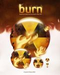 burn app new icons by Psychopulse