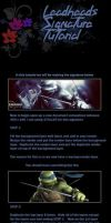 TMNT Forum Signature Tutorial by LHdesigns