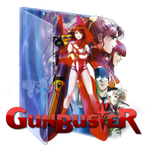 Gunbuster Icon by ozzi9816