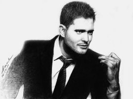 Michael Buble by FrankGo