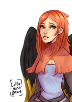 AA: Lost flame by Little-Miss-Boxie