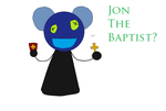 Jon the Baptist by Aclepticmusic