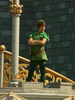 Peter Pan by worldtraveler08