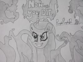 YOU WILL DIE. by PurplePumpkin12