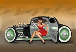 Hot Rod Pepper by breiz