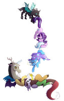 MLP: ''To Where and Back Again'' by KikiRDCZ