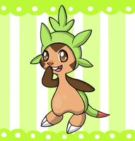 Chespin by SwEeTxPiNk96