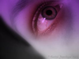 My eye-color by GothicAmethyst