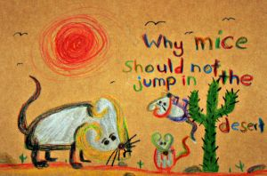 why mice shouldnt jump by mmmkayla