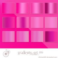 pink gradients by 00cheily00