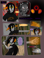 Fatal Gambit round 1 page 15 by GlowingBunny