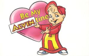 Be My Alvin-tine by Peacekeeperj3low