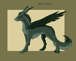 Nimphren by Zhoid