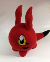 Digimon - Gigimon custom plush by Kitamon