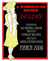 Streetcar Named Desire by AllysonArtwork