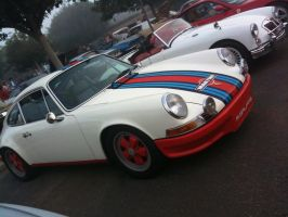 Herbie Wannabe Porshe by BloodThirstyWolfGirl