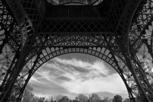 la tour Eiffel 3 by imaagination