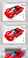Process of making my vehicle by TriVector