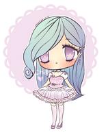 Pastel Purple Adoptable (OPEN) by mochatchi