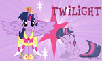 Twilight Wallpaper (birthday present) by nbunomad