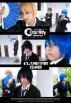 Clamp School Detectives Characters | RM.