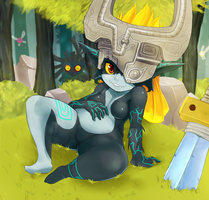 Midna 8 by CheloStracks
