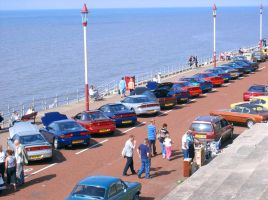 6th Ford Day, Blackpool by PyramidHead