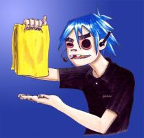2D Selling ShamWow by MC-Fischpaste