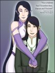 LotR/S: Dairon and Luthien by Houkakyou