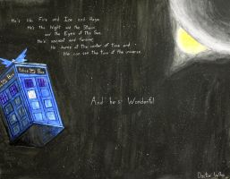 Art Class: Doctor Who by Assassin-VariableX